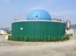 Impianto di Biogas Azienda agricola